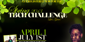 TBCH Challenge Spring 2013   Afroniquely You