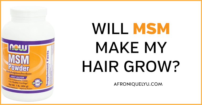 MSM-Hair-Growth